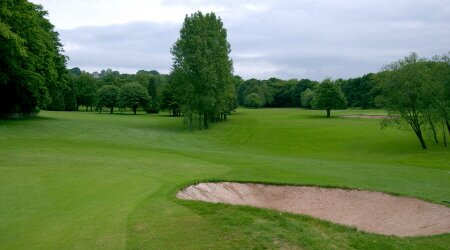 6th Fairway / Green & 7th Fairway